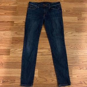 Joe's Jeans High Rise Skinny Ankle in Blair wash